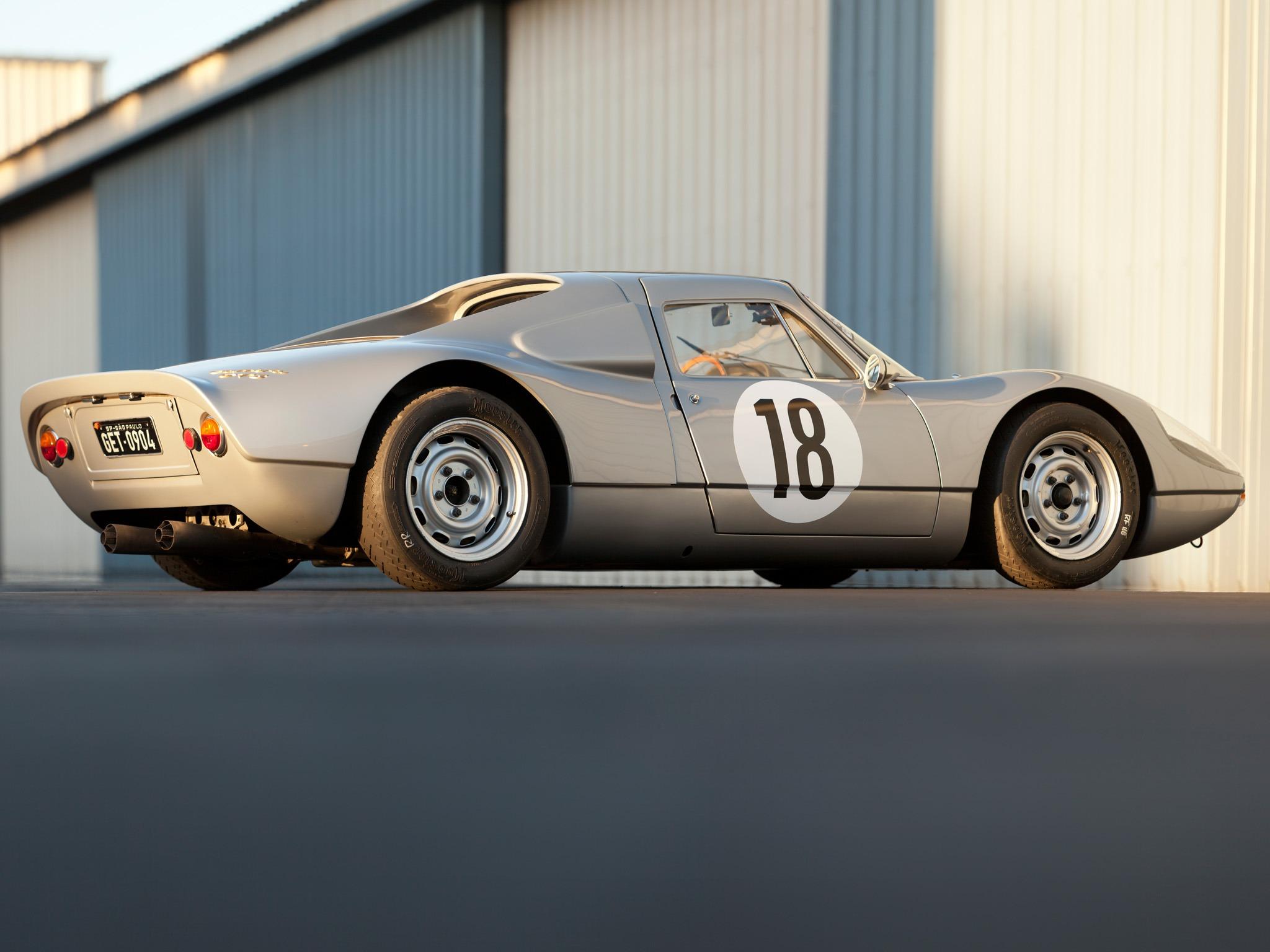 Porsche 904/6 Carrera GTS Prototype (1963) – Old Concept Cars