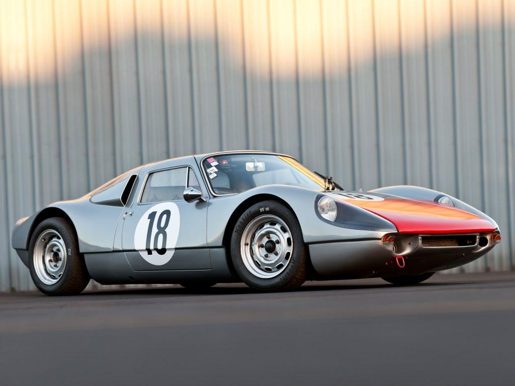 Porsche 904/6 Carrera GTS Prototype (1963)