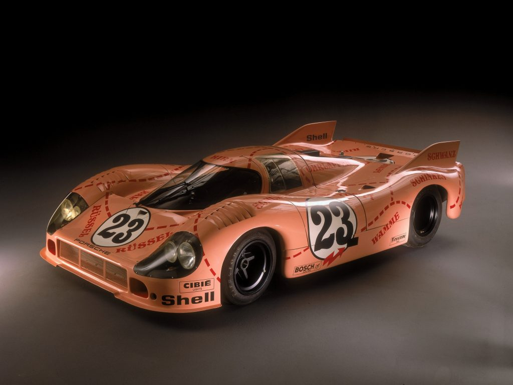 """Porsche 917/20 """"Pink Pig"""" (1971)"""