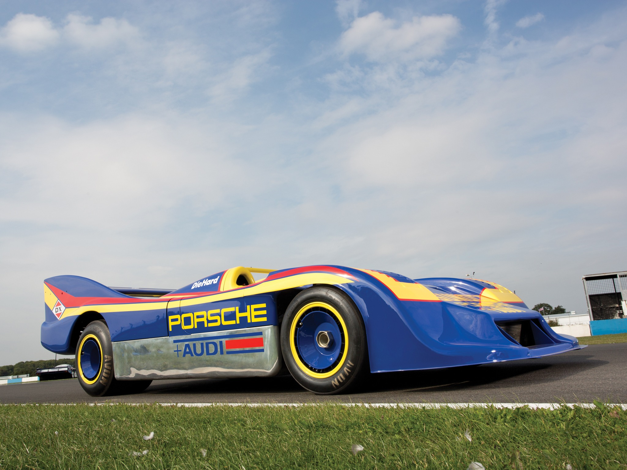 Porsche 917/30 Can-Am Spyder (1973) - Old Concept Cars