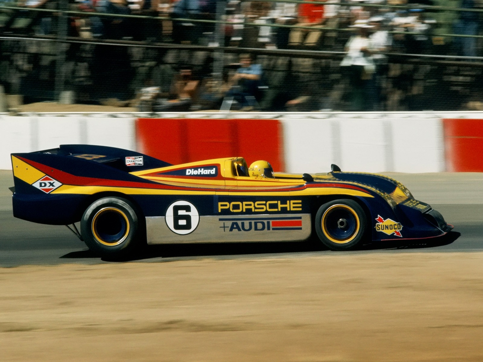 Porsche 917 30 Can Am Spyder 1973 Old Concept Cars