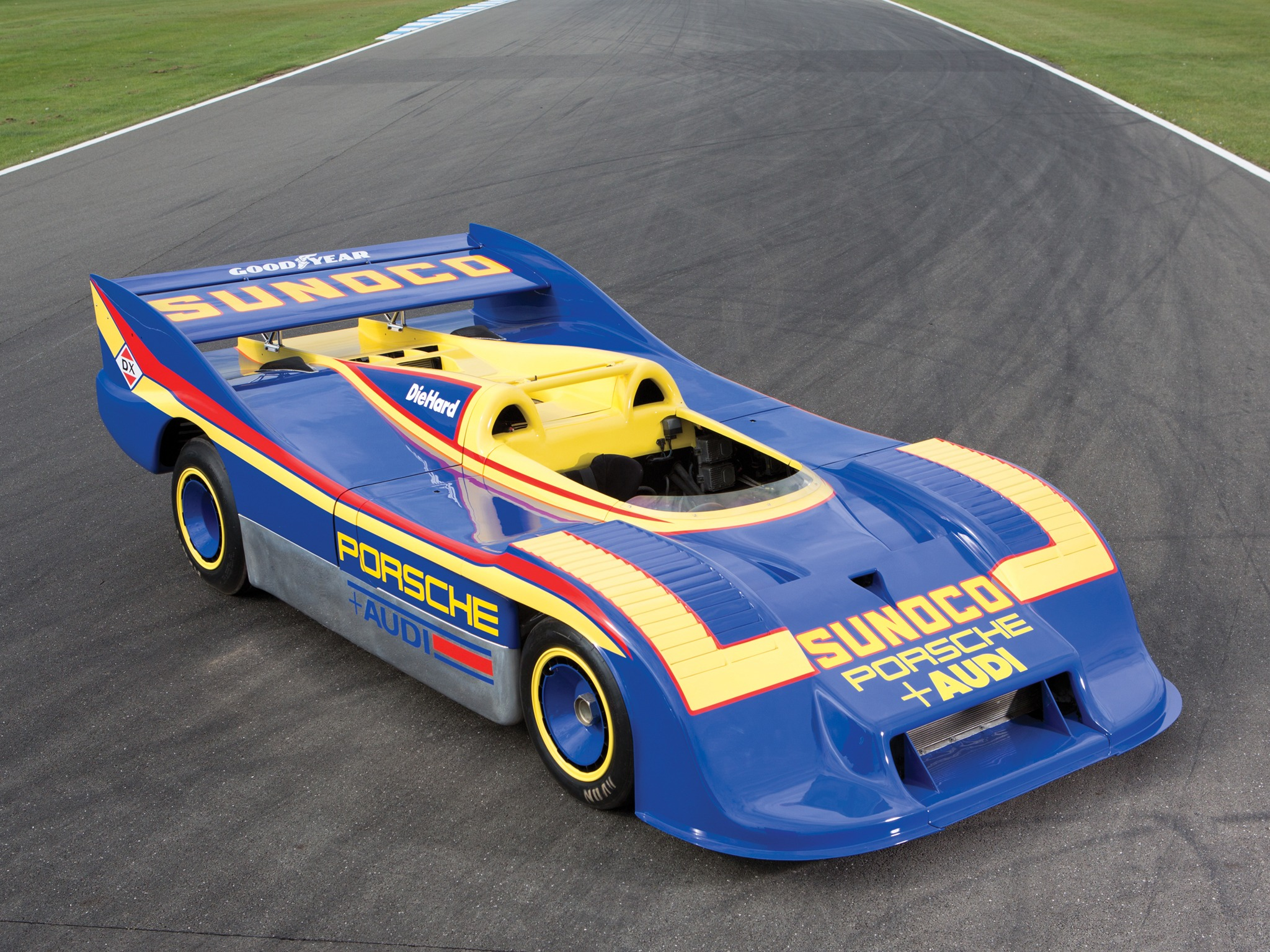 Porsche 917/30 Can-Am Spyder (1973) – Old Concept Cars