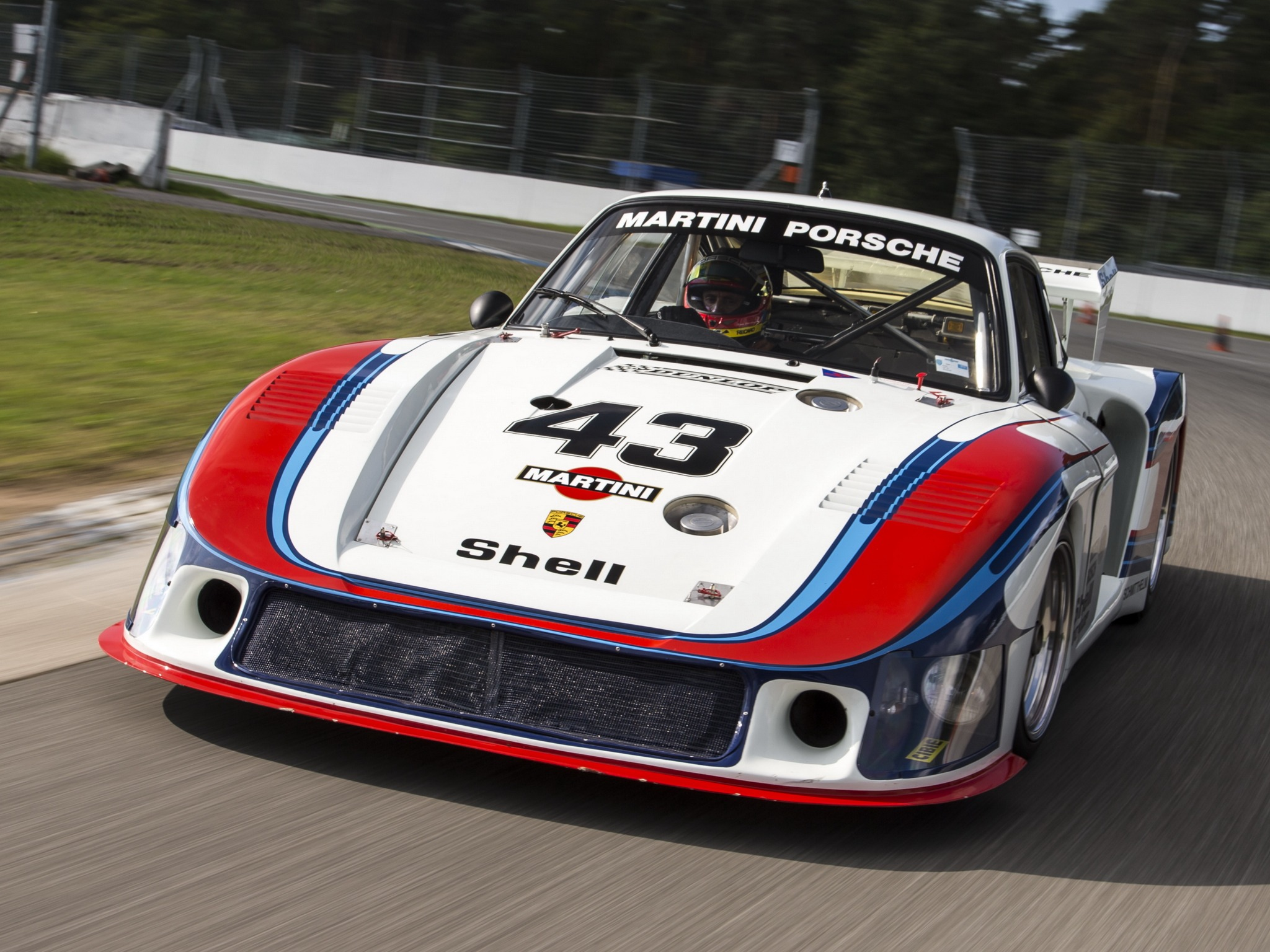 "Porsche 935/78 ""Moby Dick"" (1978) - Old Concept Cars"