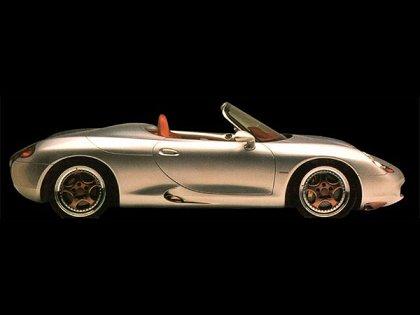 Porsche Boxster 1993 Old Concept Cars