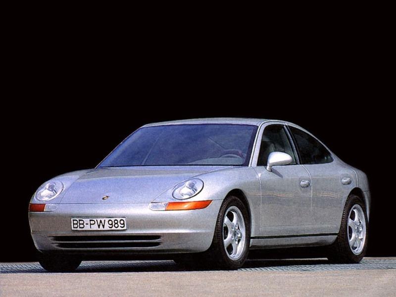 Porsche Panamera Concept (989) (1988)
