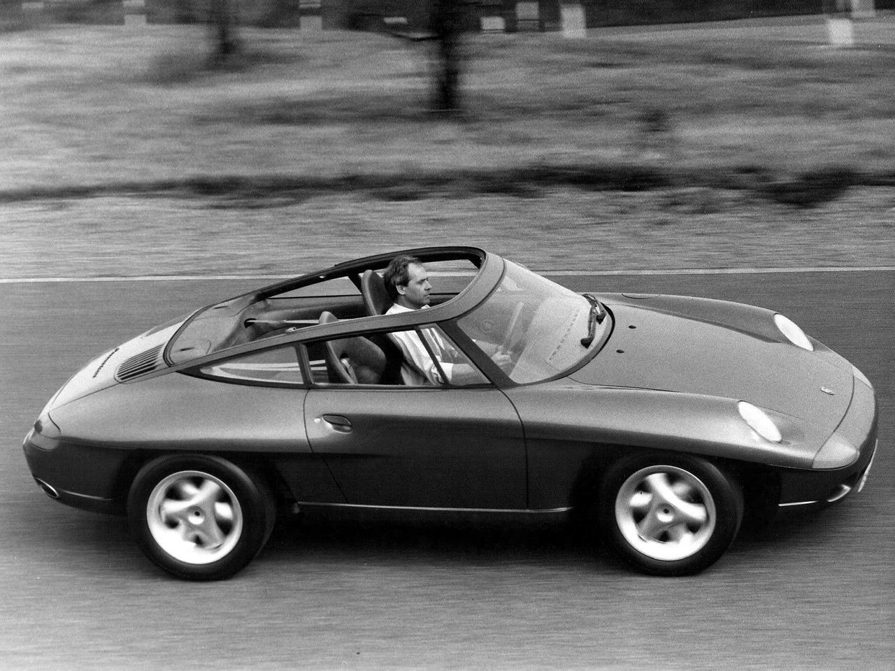 porsche panamericana concept   concept cars