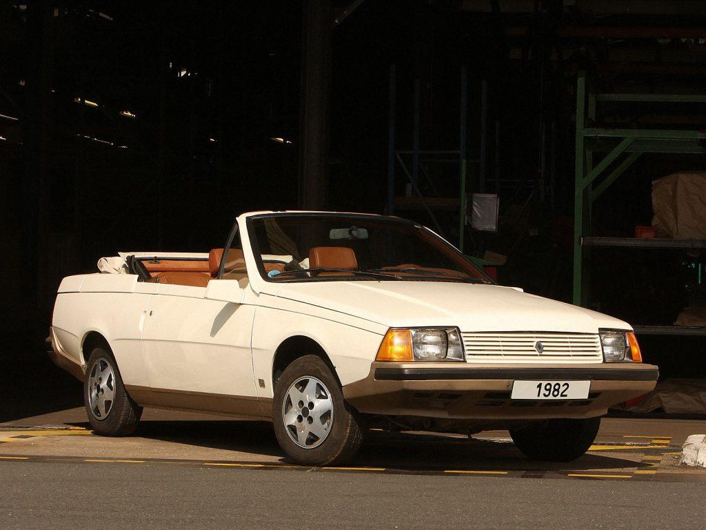 Renault Fuego Cabriolet Concept (1982)