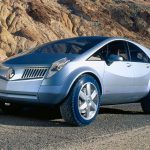 Renault Koleos Concept (2000)
