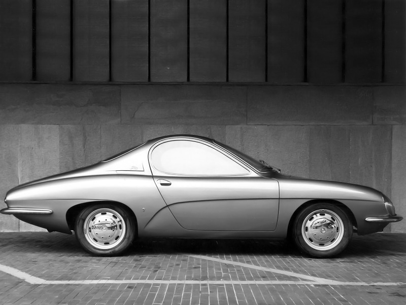 Renault R8 Sport Coupe Prototype (1964)