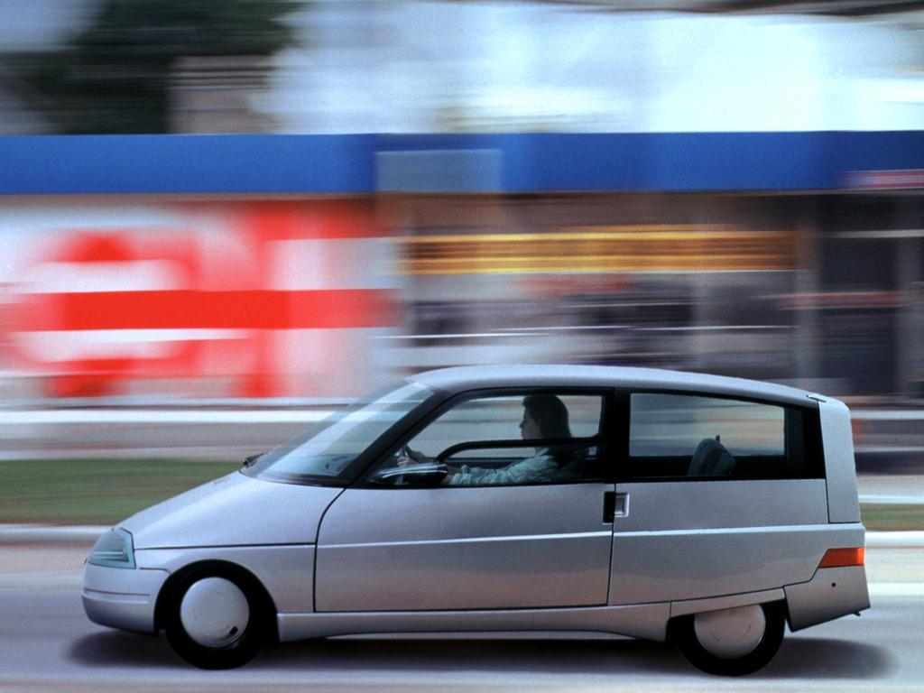 Renault Vesta II Concept (1987)