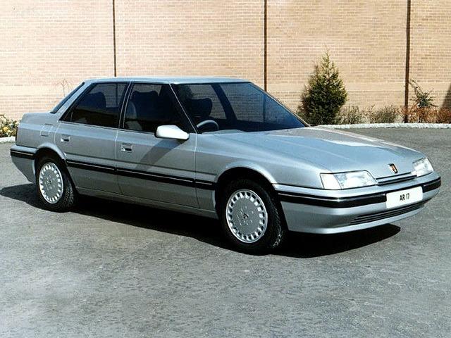 Rover AR17 Prototype (1985)