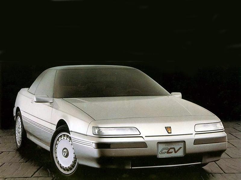 Rover CCV (1986)