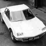 Rover P6BS V8 Prototype (1967)