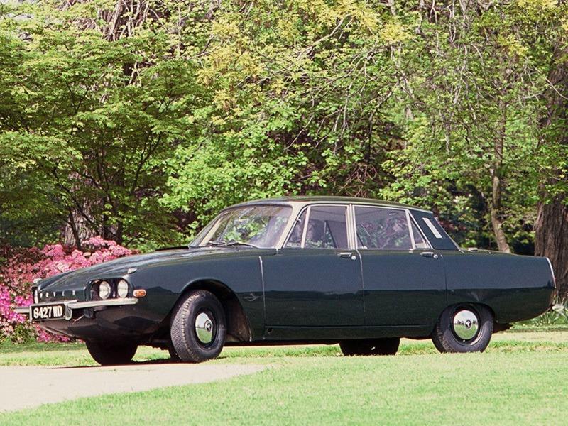 Rover T4 (P6) (1961)