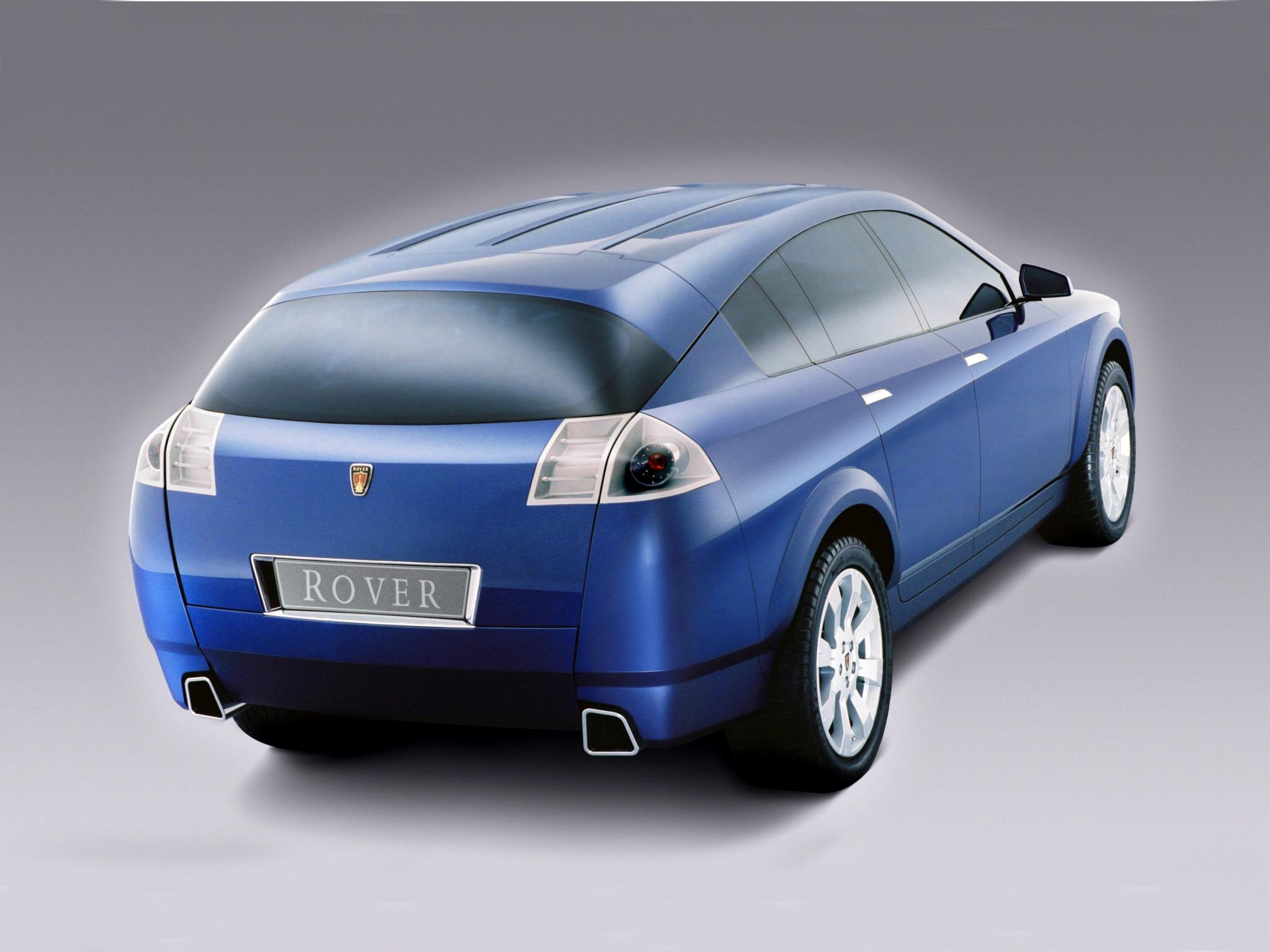 Rover TCV Concept (2002)
