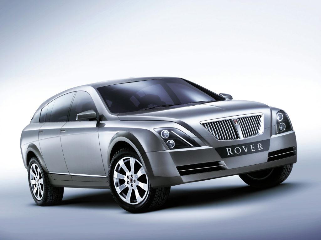 Rover TCV Concept (2002)
