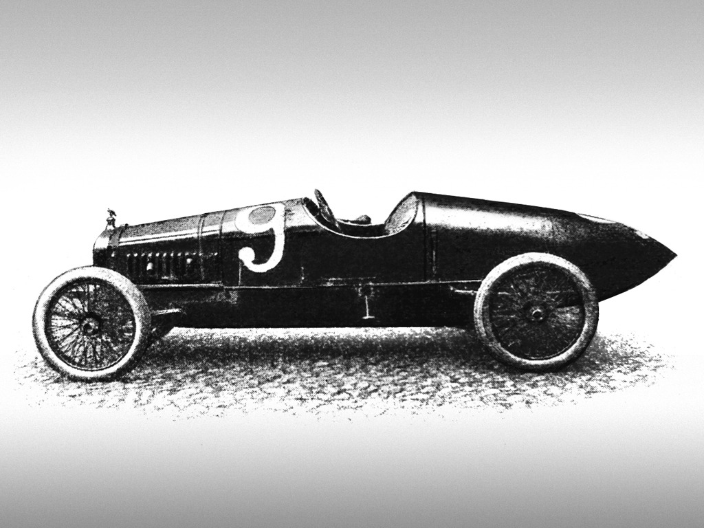 The Fastest Cars until 1920\'s – Old Concept Cars