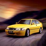 Saab 900 SVO Coupe Concept (1995)