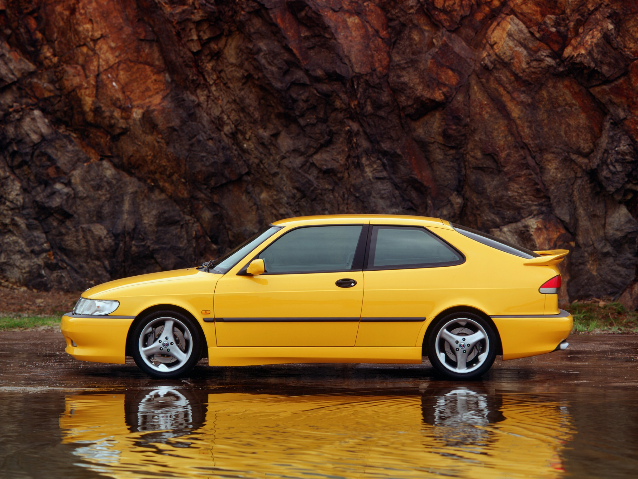Saab 900 Svo Coupe Concept 1995 Old Concept Cars