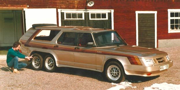 SAAB 906 Turbo (1981)