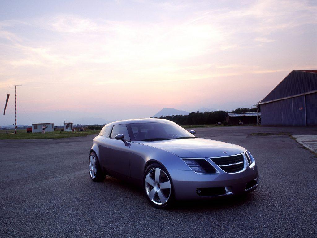 Saab 9X Concept (2001)