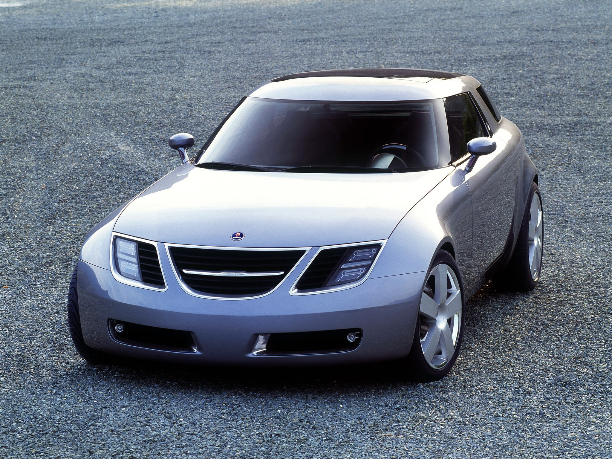 Saab 9x Concept 2001 Old Concept Cars