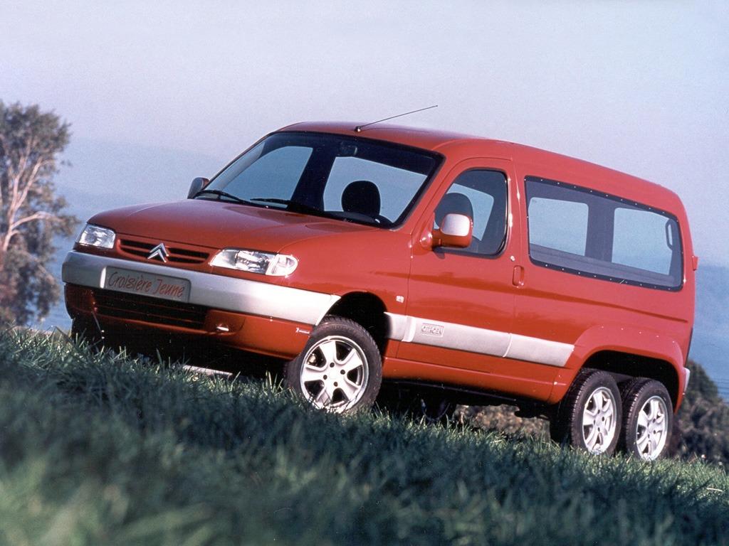 Sbarro Citroën Berlingo Croisière Jeune (2000)