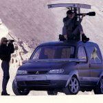 Sbarro Citroën Berlingo Grand Angle (1997)