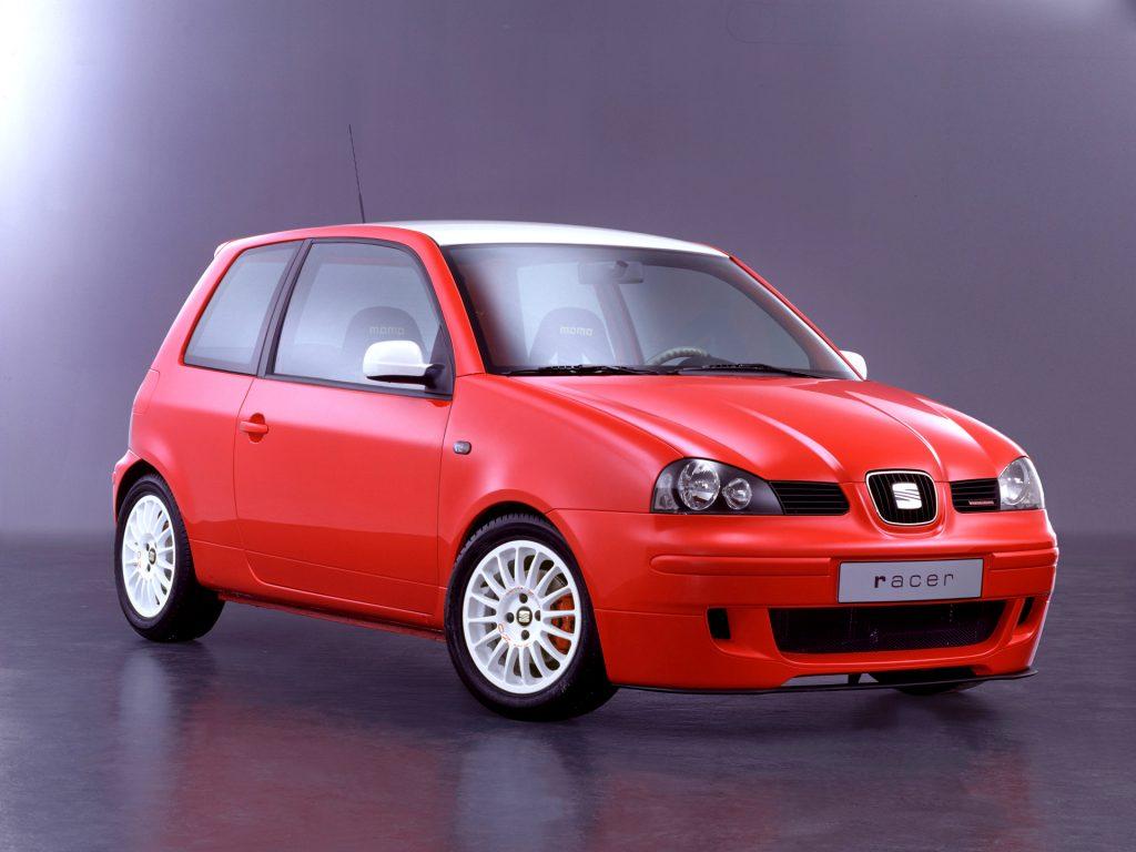 Seat Arosa Racer Concept (2001)