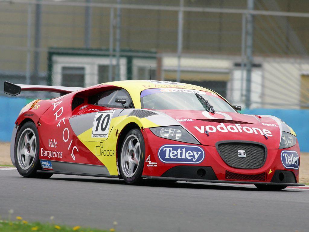 Seat Cupra GT Concept (2003)