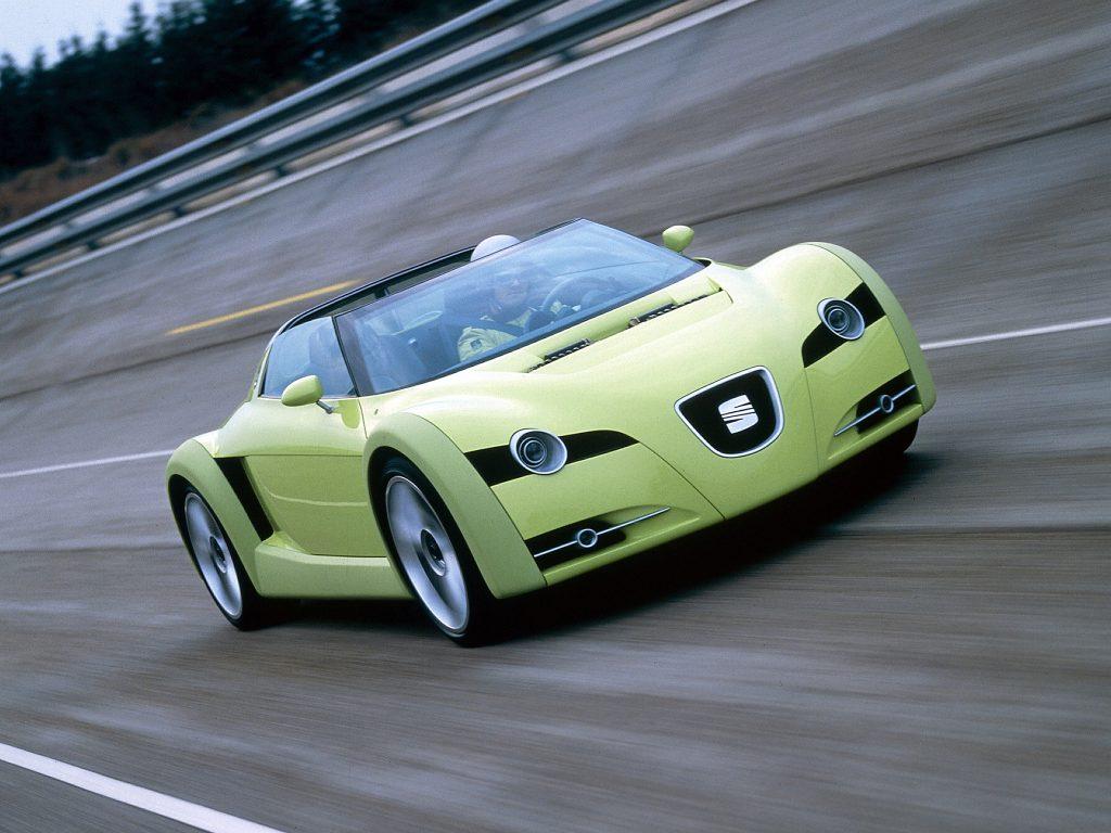 Seat Formula Concept (1999)