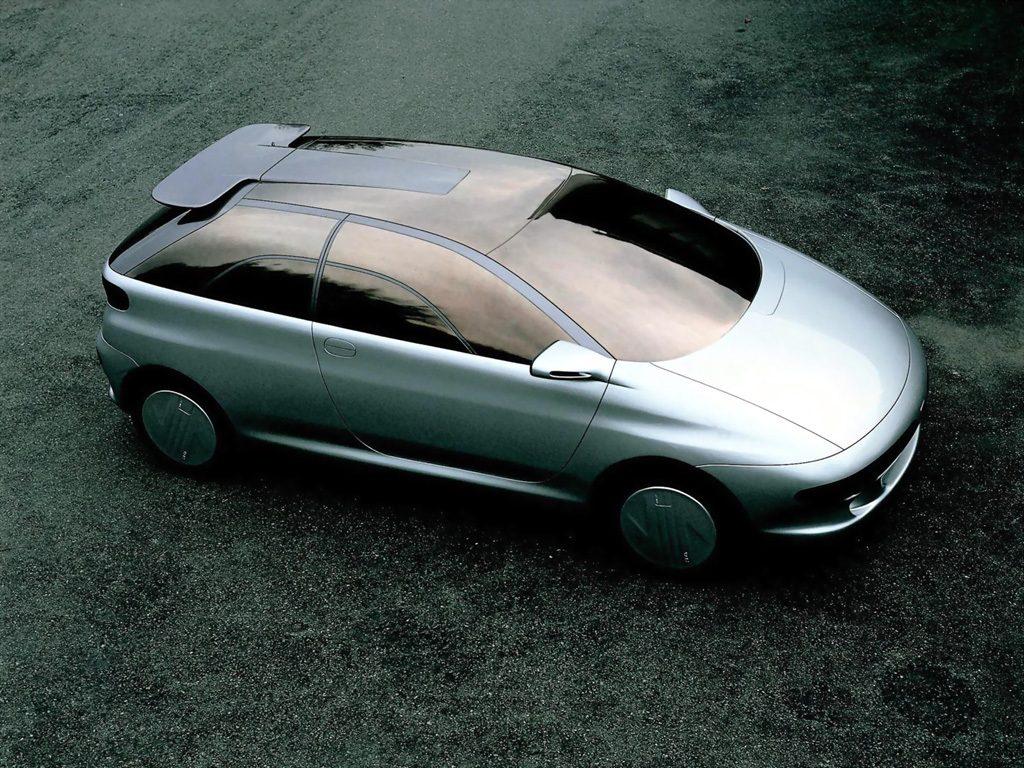 Seat Proto C Concept (1989)