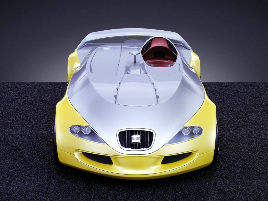Seat Tango Coupe and Roadster Concept (2001)