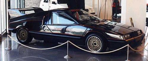 Koda 110 Super Sport Ferat 1971 Old Concept Cars