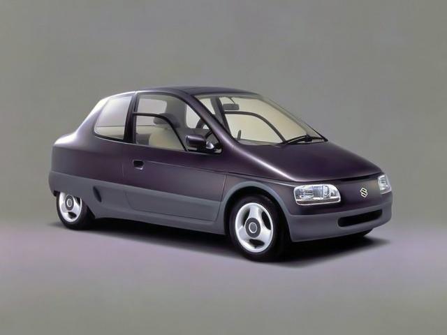 Ee Concept suzuki ee 10 concept 1993 concept cars