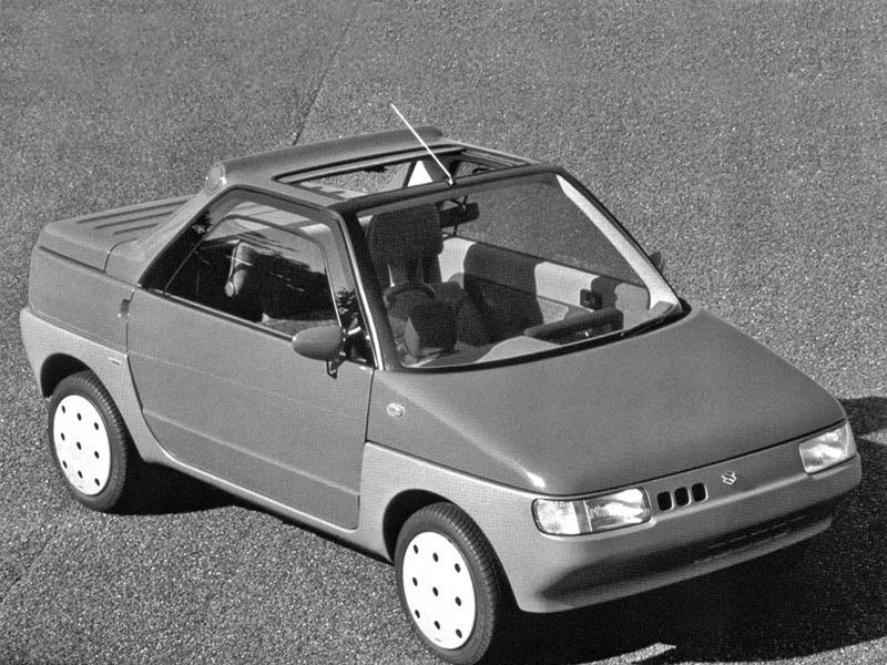 Suzuki Elia Concept (1987)