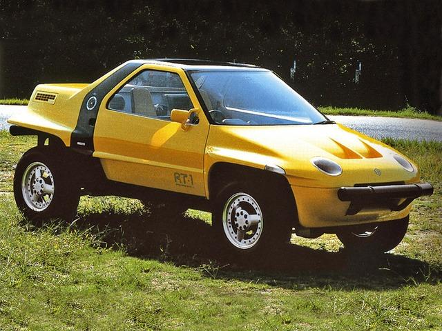Suzuki RT-1 Concept (1987)