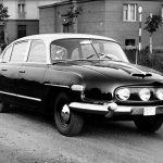 Tatra T603 Prototype (1955-1956)