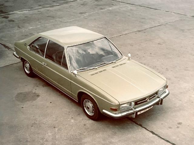 Tatra T613 Coupe Prototype (1969)