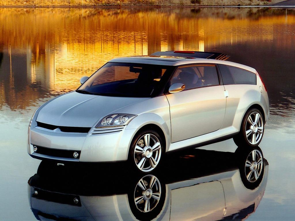 Toyota ccX Concept (2002)