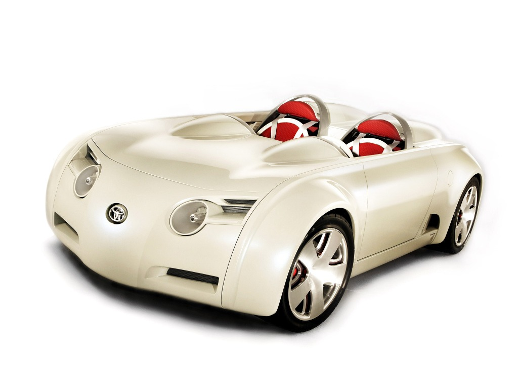 Toyota CS&S Concept (2003)