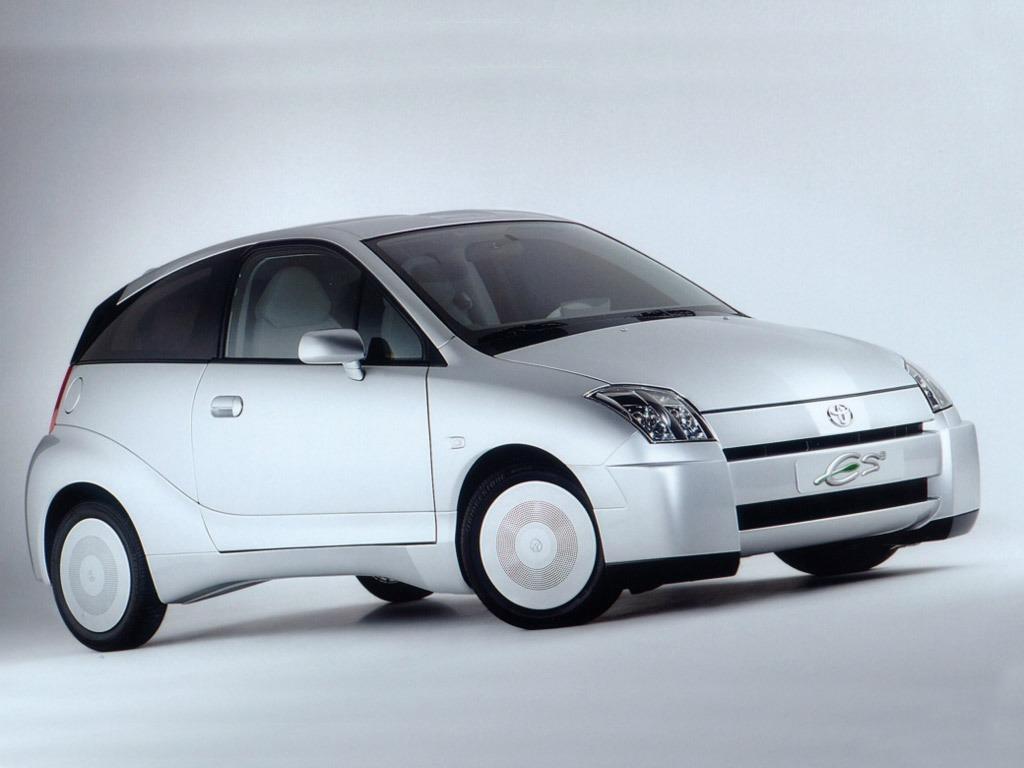 Toyota ES3 Concept (2001)
