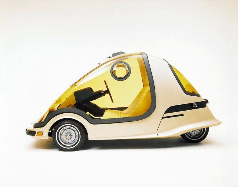 Toyota EX-II (1969)