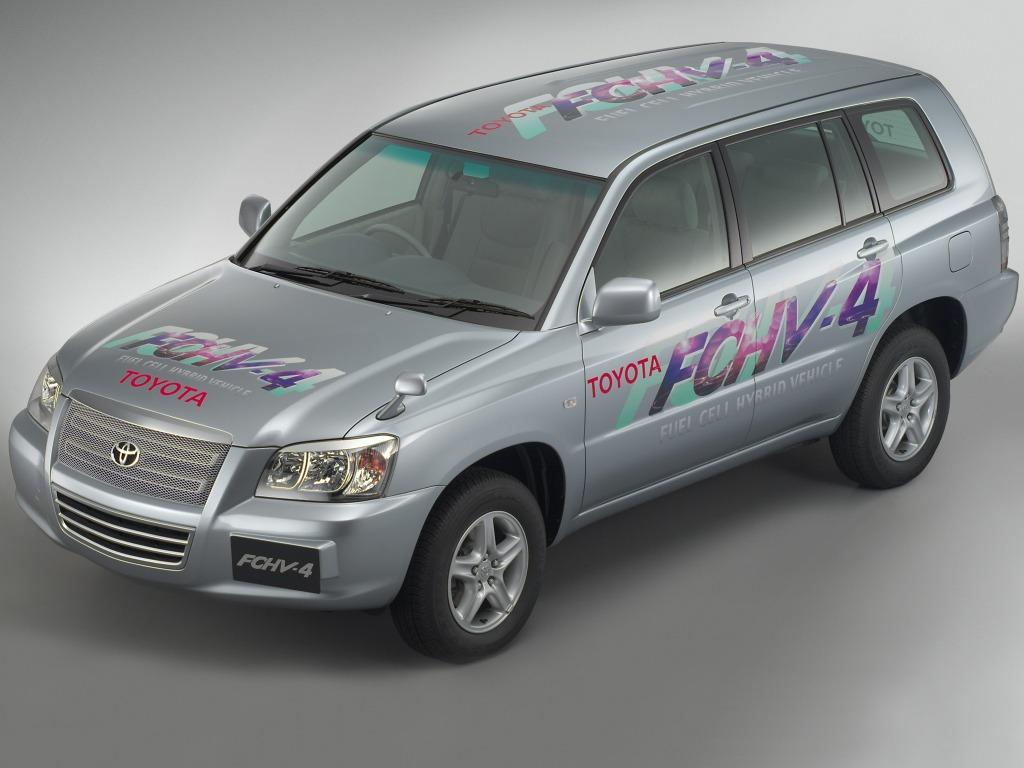 Toyota FCHV-4 Concept (2001)
