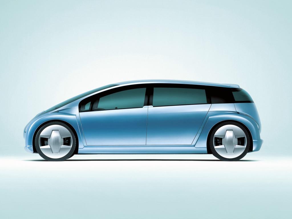 Toyota Fine-N Concept (2003)