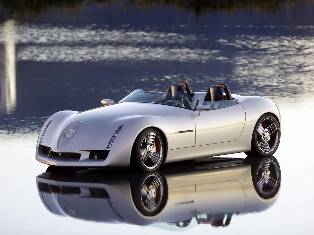 Toyota FXS Concept (2001)