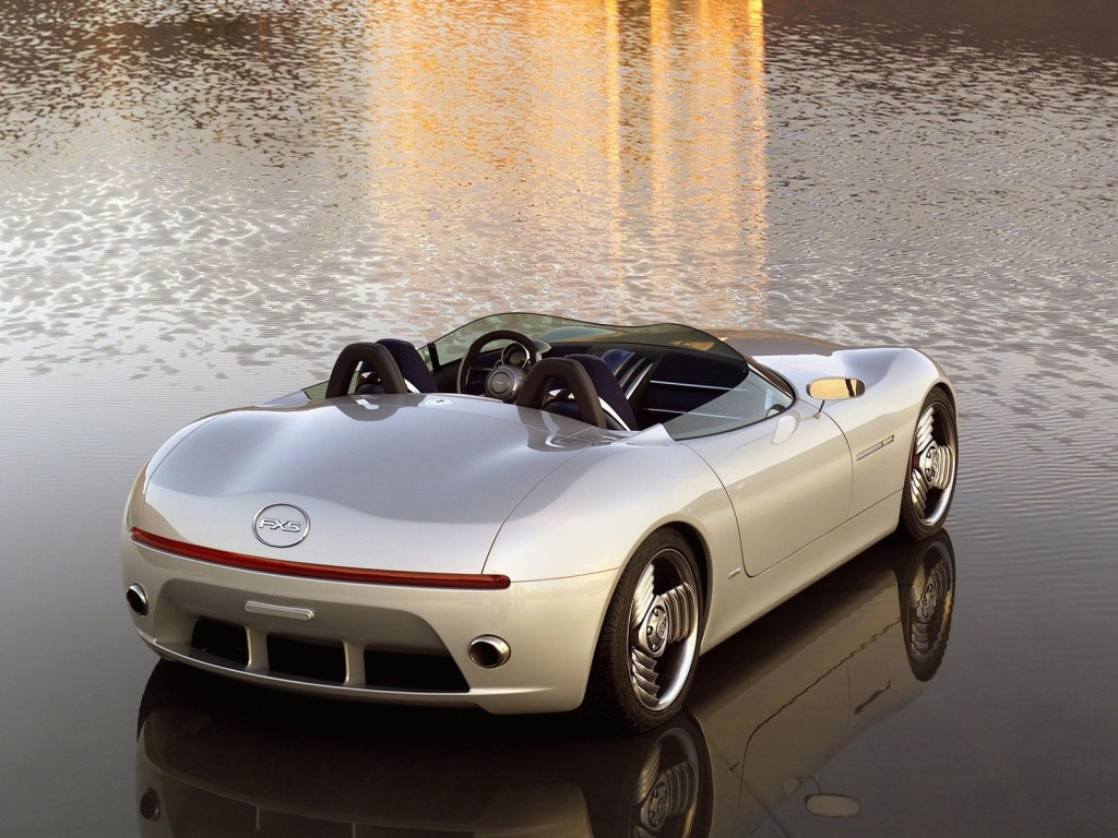 Loan For Bad Credit >> Toyota FXS Concept (2001) - Old Concept Cars