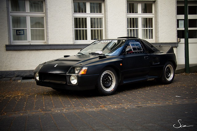 Saab Dealer Near Me >> Toyota MR2 Group B Prototype (1987) - Old Concept Cars