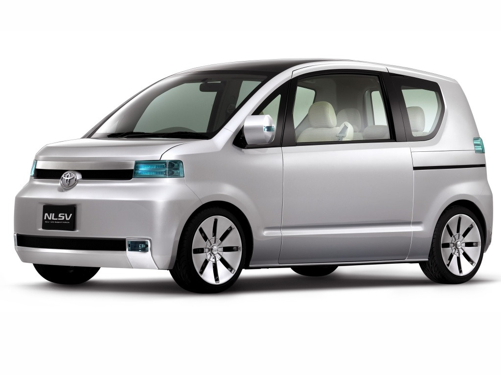 Toyota NLSV Concept (2003)