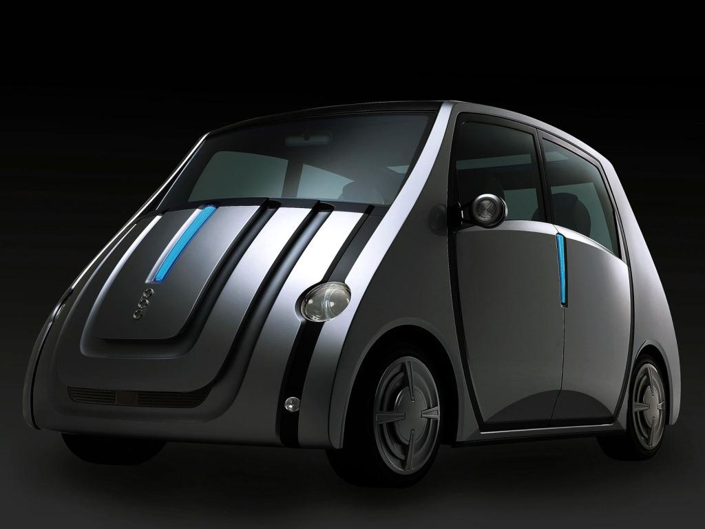Toyota P.O.D Concept (2001)